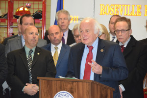 U.S. Rep. Sander Levin calls for a repeal of the gag order provision in PA 269.